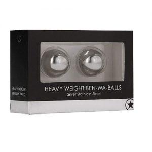 ben wa balls heavy
