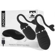ADOREE Huevo vibrador Control Remoto recargable (6)